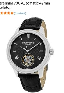 STUHRLING WATCH - Collector's Choice
